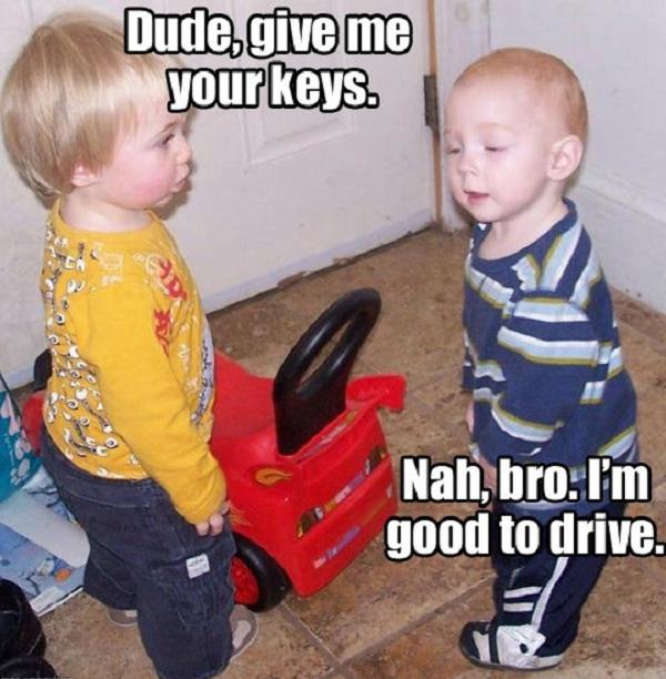 good to drive