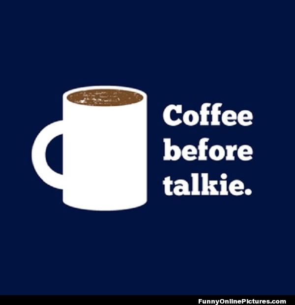 Coffe Humor