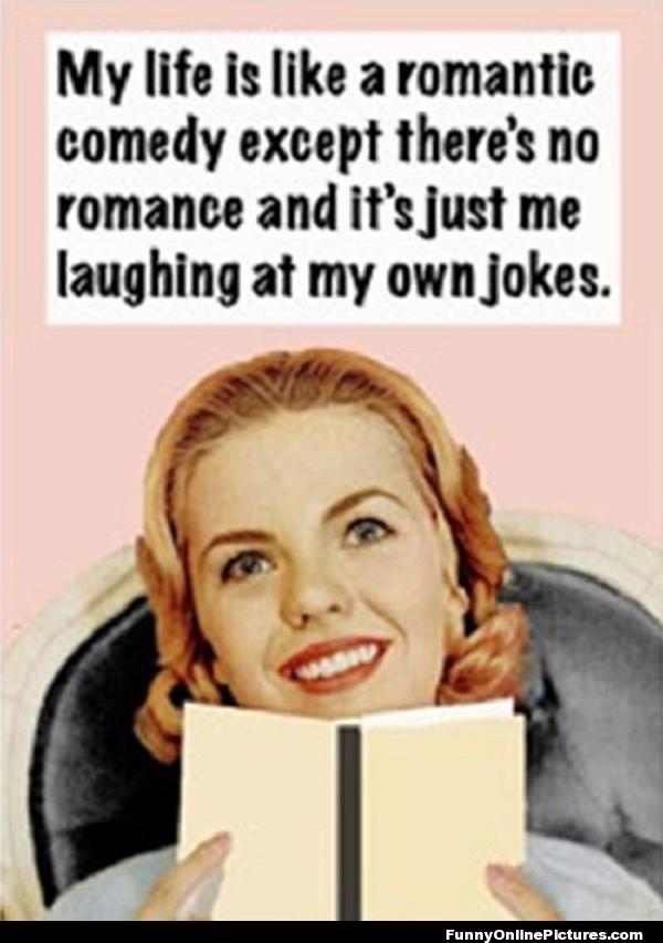 romantic comedy life