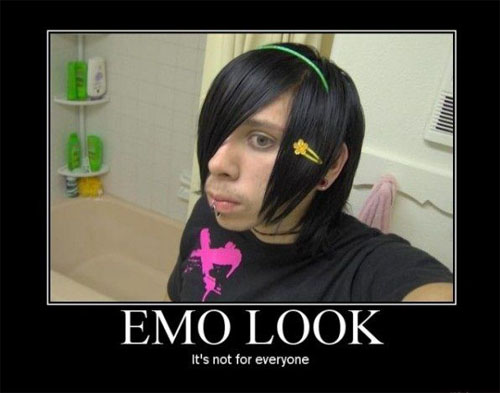 Emo Meme