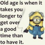 Old age sucks