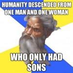 Spiteful God Meme