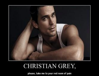 Christian Grey Meme